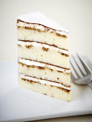 Sponge Cake Flavours List